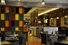 深圳餐厅设计-圣多斯巴西烤肉沙井京基店